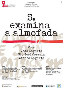 S. Examina a Almofada